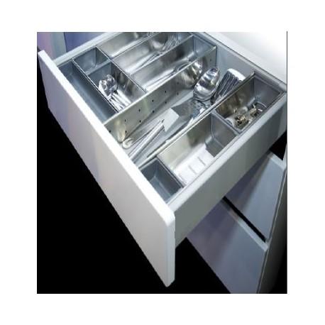Plechové bočnice BELLABOX s tlumením 300 mm na 40 kg - Bellagi