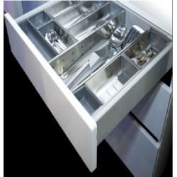 Plechové bočnice BELLABOX s tlumením500 mm na 40 kg - Bellagi