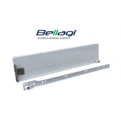 METALBOX Bellagi - 86 x 400 mm