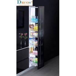 Potravinová  skříň  s  Dotahem  šíře 300 mm