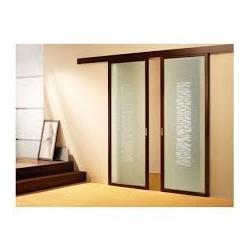 Symetricky posuvné 2 dveře
